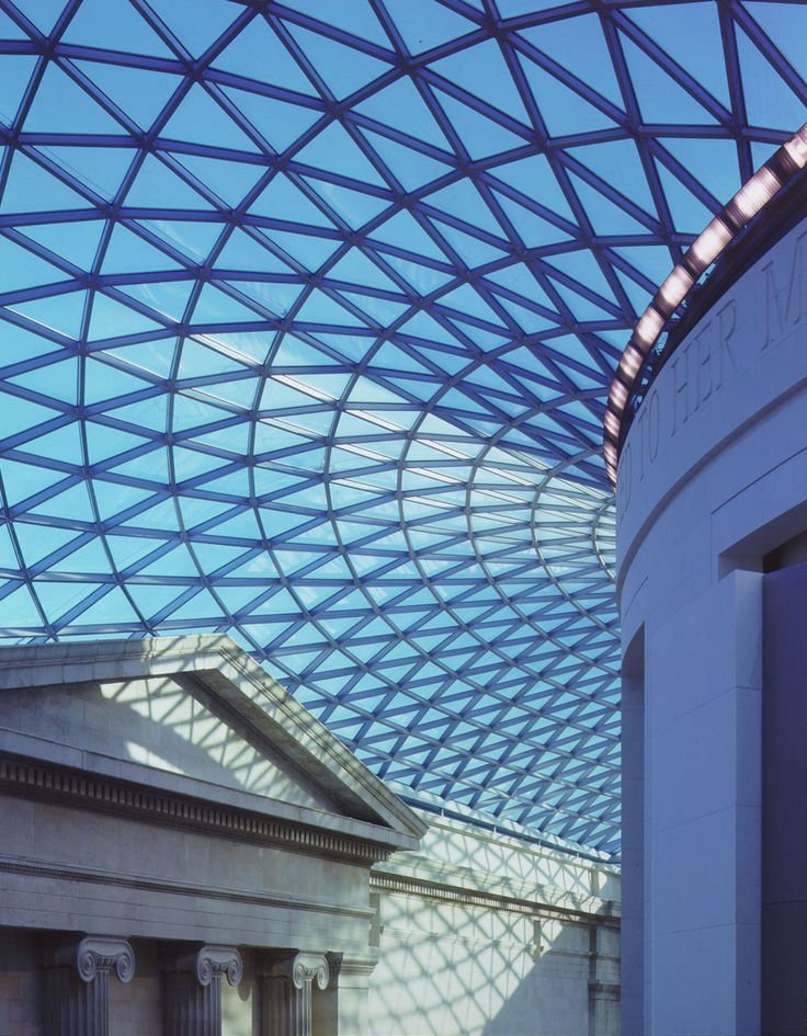 Foster + Partners, Dennis Gilbert, Nigel Young, Richard Bryant, Tim Soar · The Great Court at the British Museum · Divisare
