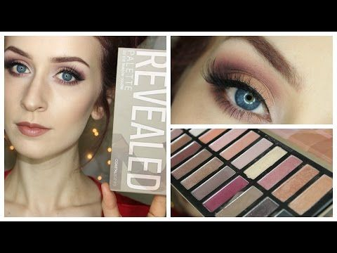 REVEALED 2 PALETTE TUTORIAL+ Swatches/Review - YouTube