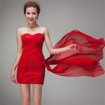 Sexy #red Evening Dress (coupon code 3offpin)
