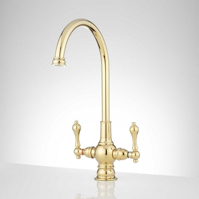 18 Best images about Kitchen Faucet Brass on Pinterest