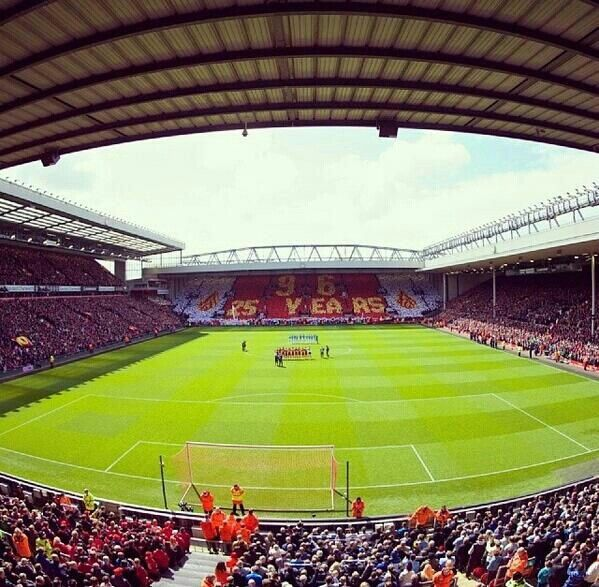 25 years on, never forget ynwa