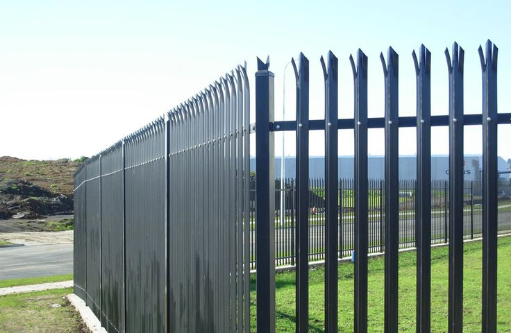 Get Gates & Fence It - Compound Security