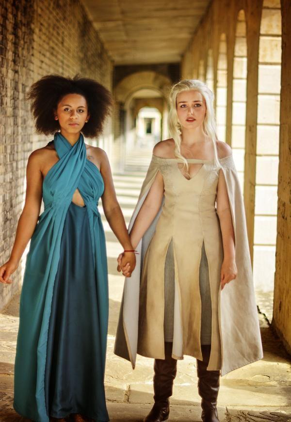 2819 besten Missandei Bilder auf Pinterest | Valar ... Game Of Thrones Missandei Costume