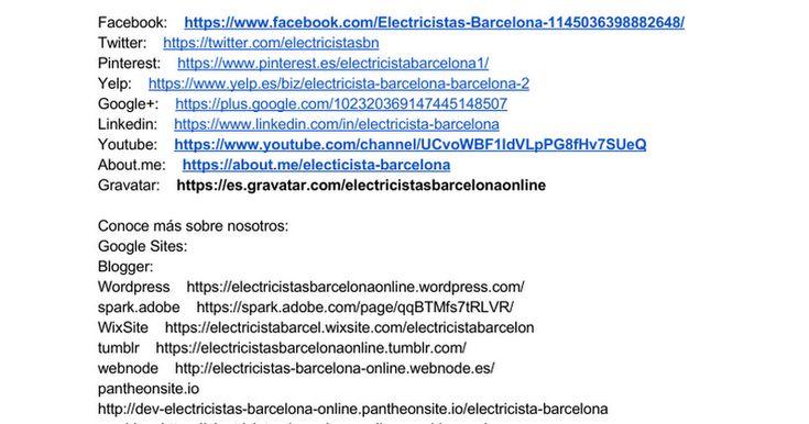 Electricista Barcelona Dirección: Calle Gayarre nº67-69 Bloque A Piso 1 Pta 2A, 08014 Barcelona Horario: Abierto hoy · Abierto 24 horas Teléfono: 644 23 07 30 Provincia: Provincia de Barcelona