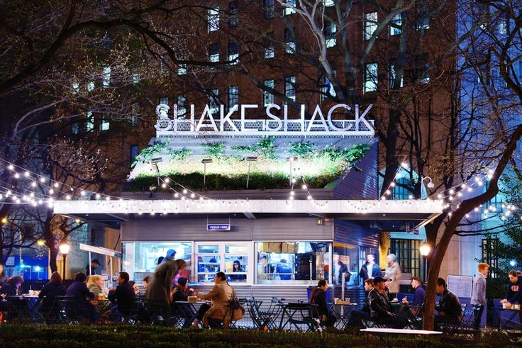 Get a Free Shake Shack Burger Just by Download Their App