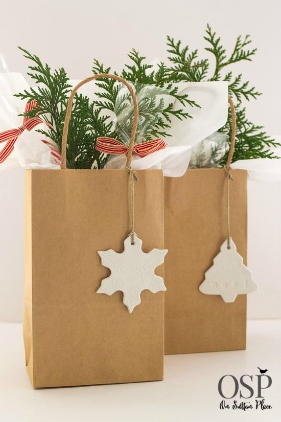 Best 25+ Christmas gift bags ideas on Pinterest | Diy christmas ...