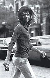Windblown Jackie