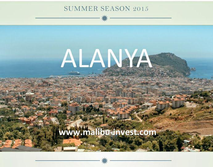 Malibu Invest Real Estate Julia Freeman William - Malibu Invest Google + Летний сезон в Алании начался с БУМа на рынке жилья, если вы упустили свой дом для отдыха под солнцем - позвоните нам - 0090 533 737 1998