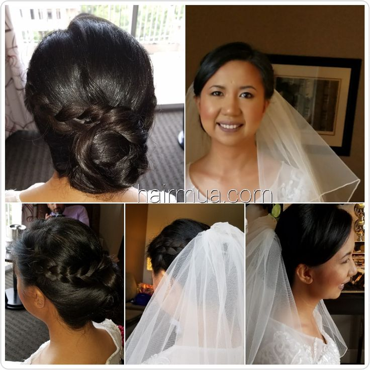 Hair up-do and Makeup Philippine Bride @jessicahairmua