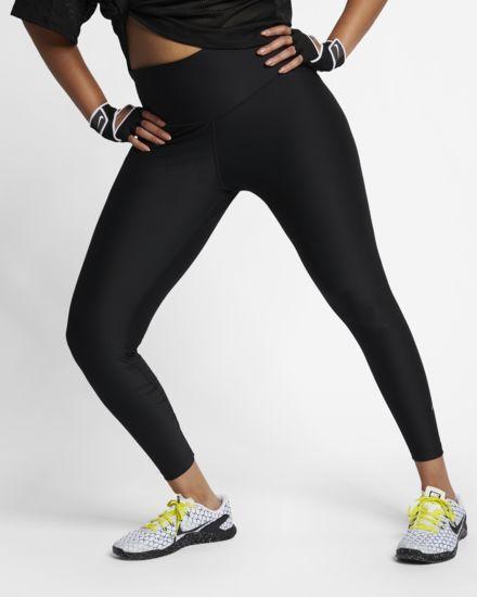 95ef43748601b Nike Power Sculpt Women's High-Rise Training Tights (Plus Size) . Nike.com