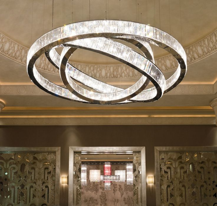 Ideas. Luxury Crystal Lighting With Unique Circular Design Classic Crystal Chandeliers with Hypnotizing Look ~ Voldor