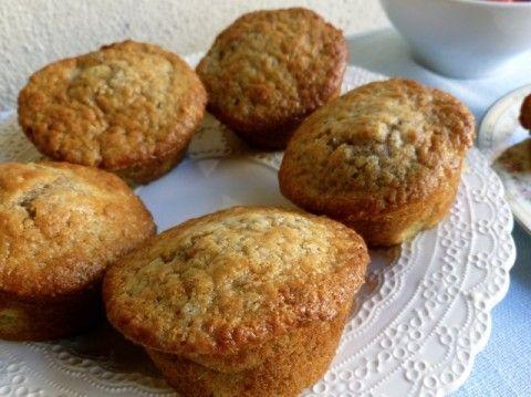 Skinny Kiwifruit Muffins 4 Weight Watchers PointsPlus
