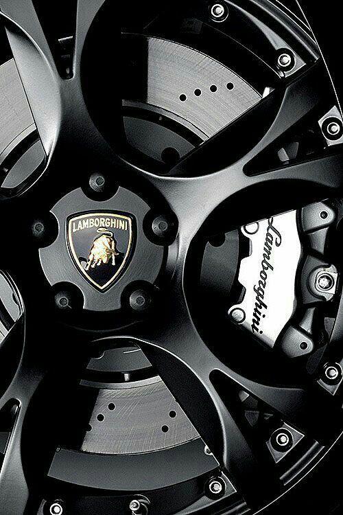 Imagen de Lamborghini and rim