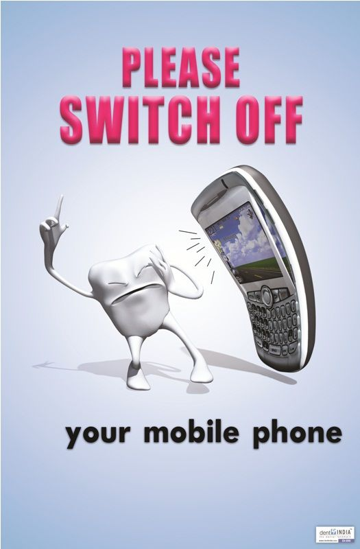 Please Switch Off your mobile phone