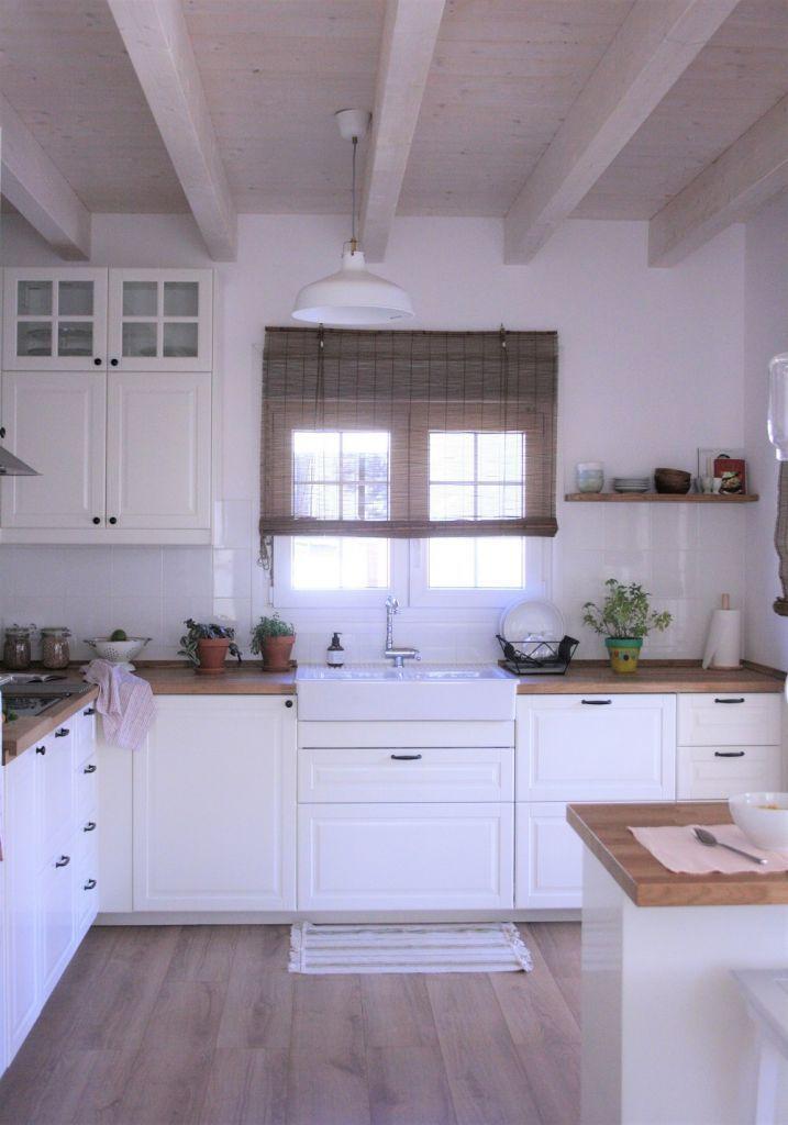 cocina en u con ventana ikea