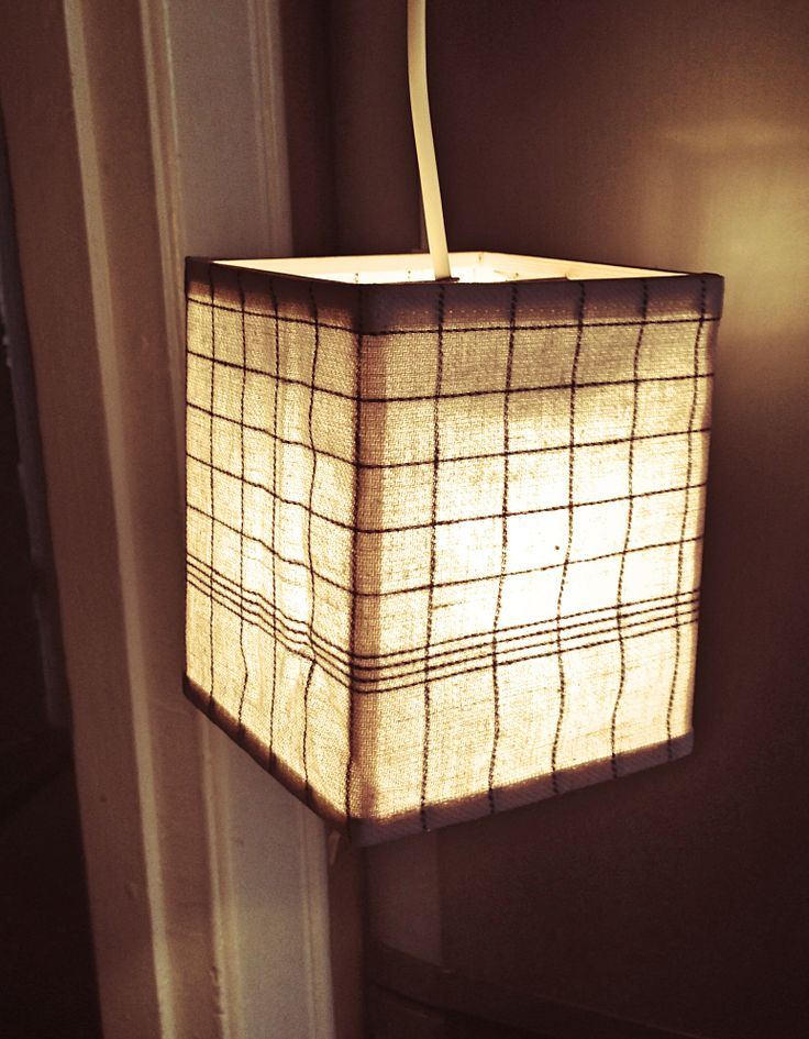 the dish cloth lamp to the kitchen