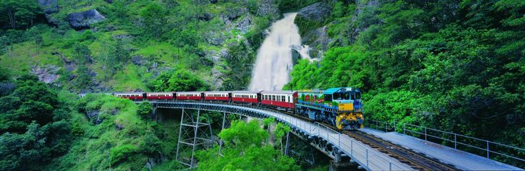 Kuranda Scenic Rail- A pioneering Eco Tourism operator!