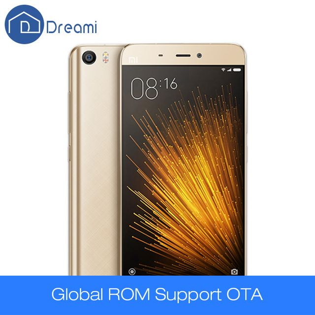 Dreami Original Xiaomi Mi5 Prime Cellphone 3GB RAM 64GB ROM Snapdragon 820 Quad core 5.15 inch 16MP Dual Sim 4K Mi 5 Fingerprint  Discount Price:US $234.99 - 264.99 / piece  12% off   Item specifics      Brand Name: xiaomi     Unlock Phones: Yes     Google Play: Yes     Battery Type: Not Detachable     Display Size: 5.2     Display Resolution: 1920x1080     Release Date: 2016     CPU: Quad Core     Operation System: Android