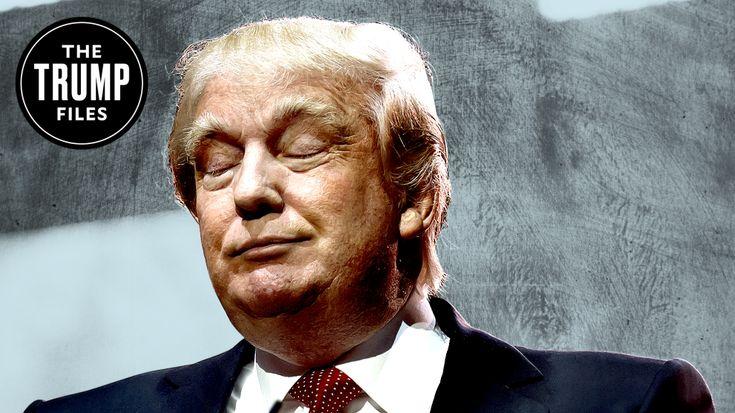 The Trump Files: Donald's Creepy Poolside Parties in Florida – Mother Jones