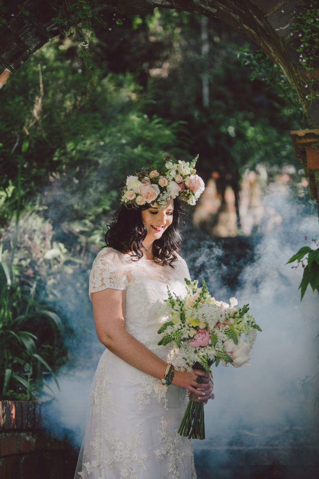 Woodland Wedding Inspiration from Sarah McEvoy Photography