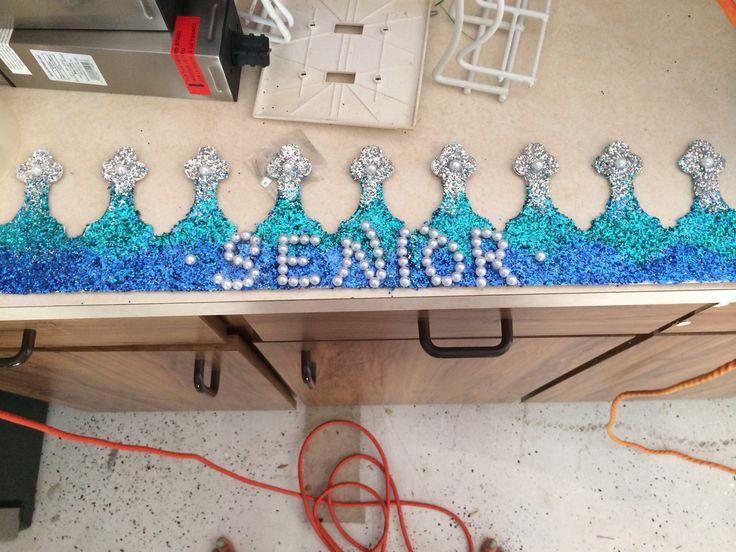 Senior crown!!
