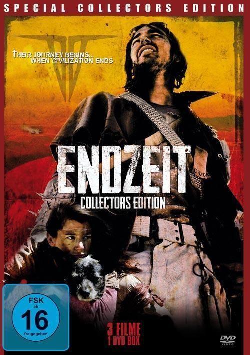 Endzeit - Collector`s Edition (2015) DVD NEU & OVP