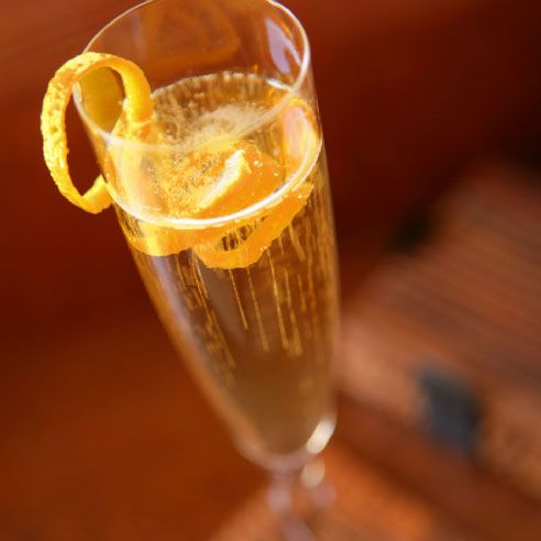 New Year 2013: The 10 Best Champagne Cocktail Recipes