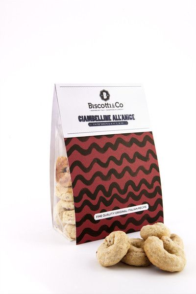 Ciambelline are great with chilly white whine, perfect for a summer picnic!