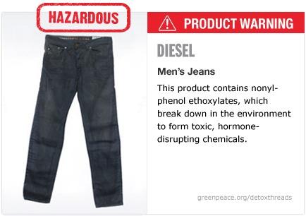 Diesel jeans   #Detox #Fashion