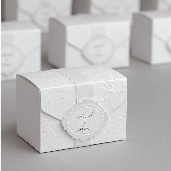 white pattern favor box kit gartner studios 25 50