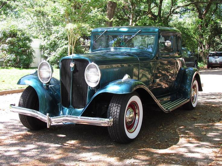 1932 Studebaker Studebaker Coupe