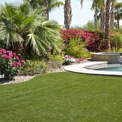 Artificial Turf would be perfect in my front yard.
