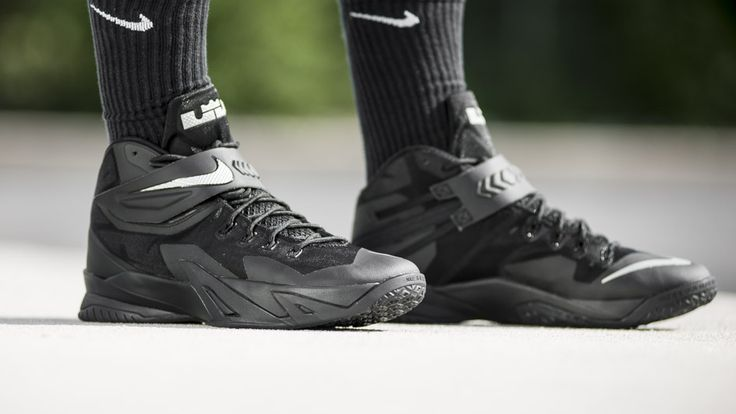 Nike Soldier 8 Black Grey √