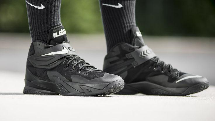 Nike Soldier 8 Black Grey √