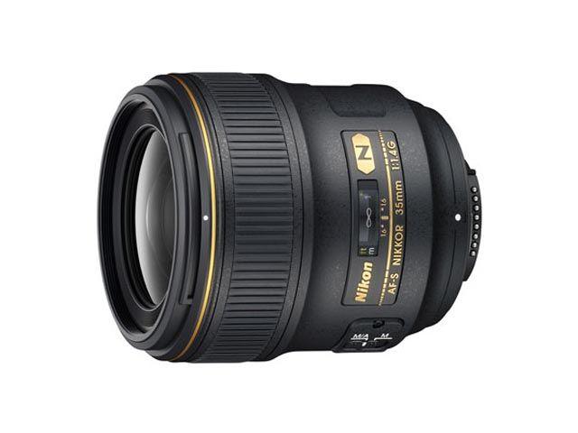 Nikon 35mm f/1.4 G AF-S NIKKOR | London Camera Exchange