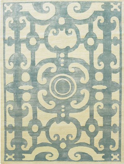 Great Mansour Modern Trellis Rug   Bit Much For The Family Room?