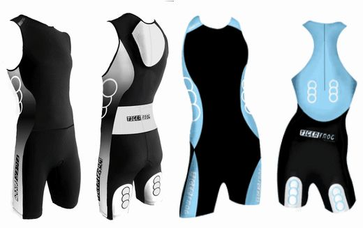In a race you want to wear what is called a triathlon suit designed to be worn in the swim, the bike and finally the run. Check out these tips on how you can choose your Tri suit wisely!