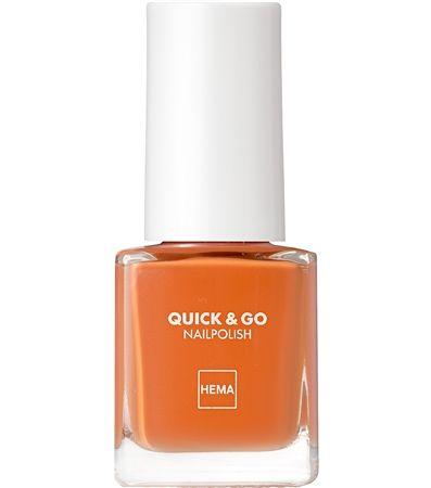 Ook #oranje #nagellak mag natuurlijk niet missen aankomende #koningsdag! Bekijk voor meer oranje #accessoires de folder van #Hema op www.reclamefolder.nl of download de app.