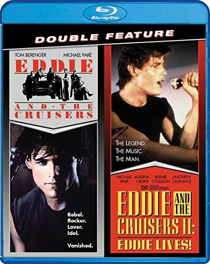 Tom Berenger & Michael Pare & Martin Davidson & Jean-Claude Lord-Eddie And The Cruisers / Eddie And The Cruisers II: Eddie Lives!