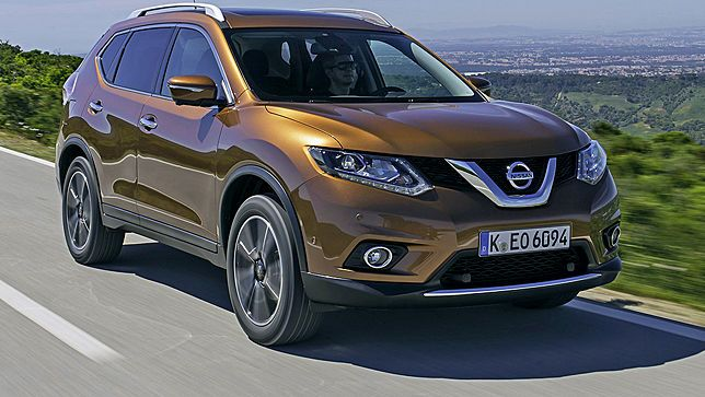 Nissan X-Trail: Fahrbericht