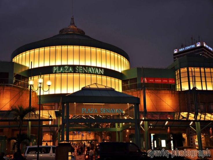 Plaza Senayan Mall