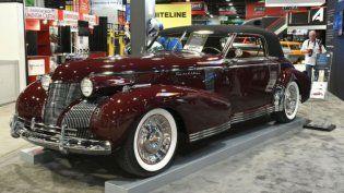 El Cadillac 'Madam X' de 1935 de Chip Foose para el SEMA
