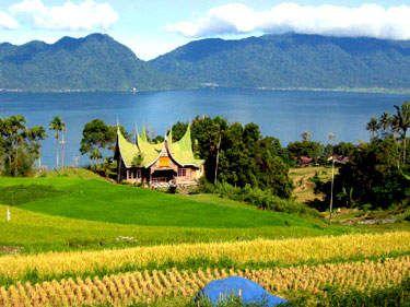 Bukittinggi, West Sumatra Indonesia