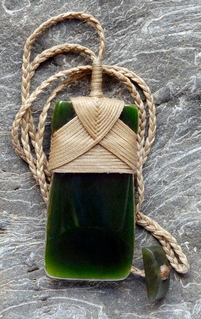 Jade Maori Toki