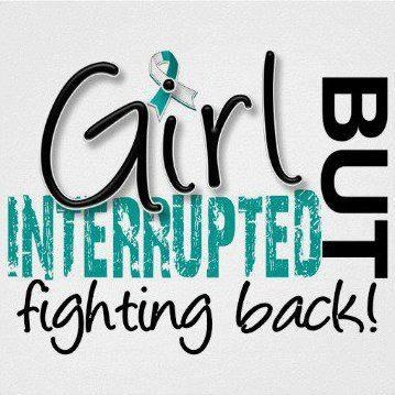 January Cervical Cancer month......Keep  up the fight!