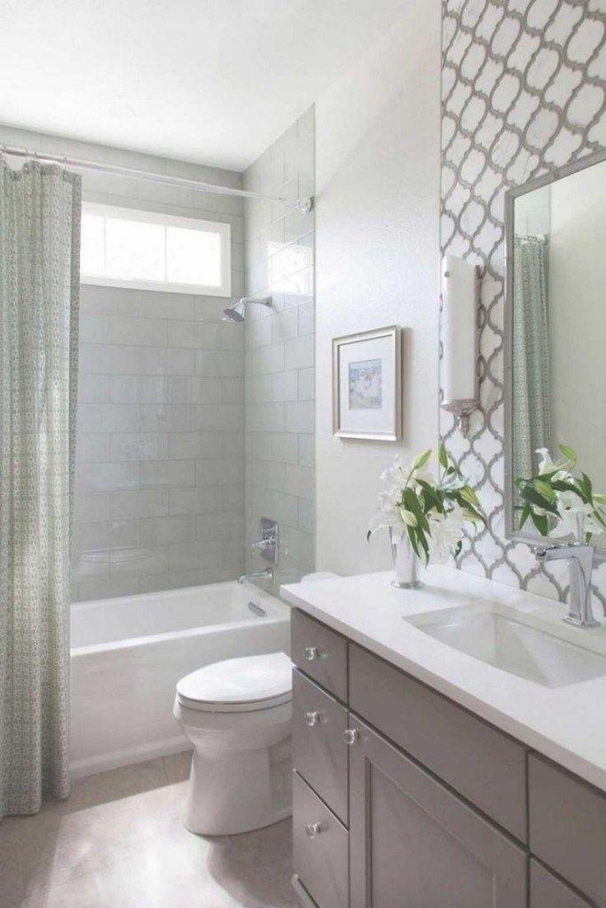 30 Gorgeous Small Bathroom Remodel Bathtub Ideas Ideas For House Renovations Small Bathroom Tiles Bathroom Remodel Shower Small Bathroom With Tub