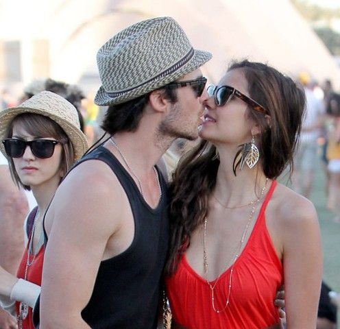 Are ian and nina dating in real life 2012. Dating for one night.