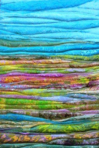 Summer Landscape by Judith Reece
