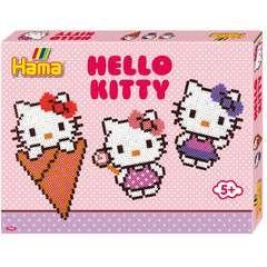 Hama midi 4000 Hello Kitty - Perler & smykketilbehør til den kreative