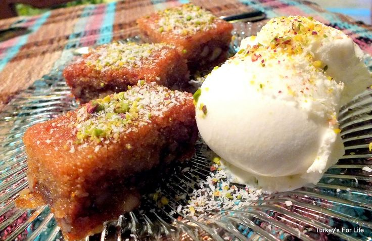 8 Foods For The Sweet Tooth In #Turkey - Şam Tatlısı #TurkishFood